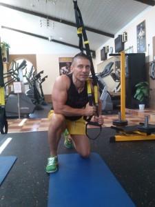 TRX edzés Budapesten